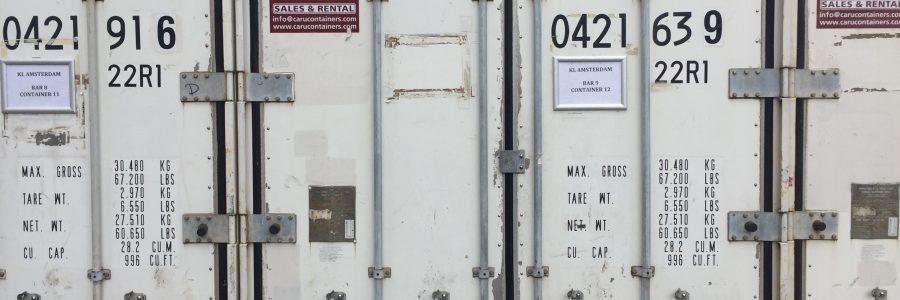 Koelcontainer Verhuur